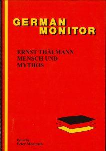 Book Cover: Ernst Thälmann: Mensch und Mythos